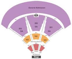 Casino Del Sol Ava Amphitheater Seating Chart