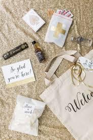 Wedding Gift Bags Ideas