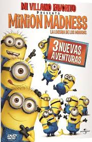 La Locura De Los Minions (2010) [DVD-Rip]