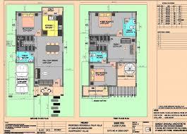 outstanding duplex house plans north facing building plans 55752 30 x 40