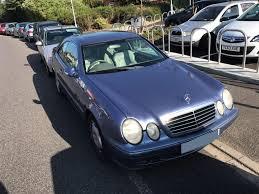 Used 2000 Mercedes-Benz CLK Clk230 Kompressor Elegance for sale in ...