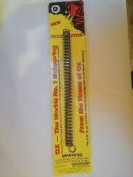 Genuine Yellow Ox Airgun Mainspring Accelerator Air Rifle
