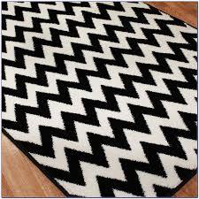 black and white striped rugs australia