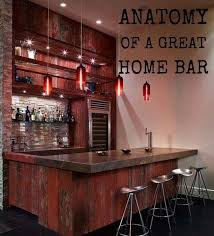 Distinguished Rustic Home Bar Designs For When You Really Need regarding  [keyword