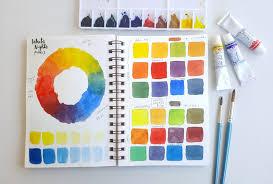 Milena B Blog Review White Nights Watercolor Tubes