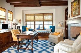 elegant home office accessories. Top Rated Elegant Home Office Decor Splashes Of Yellow And Blue In The Accessories