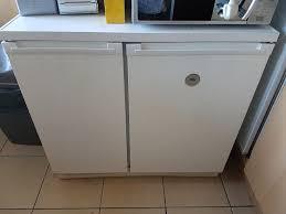 Counter Fridge Zanussi Electrolux Under Counter Fridge Freezer Shotgun In