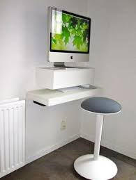 imac furniture. Create A Small Floating IMac Workspace With Ikea Shelves Imac Furniture E