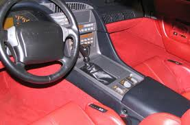 it s hard to believe we would find another torch red interior corvette in the same week but i don t think it s a bad thing the sport seats in the c4