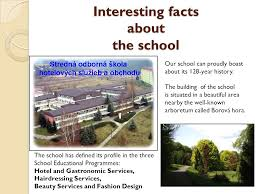 Define Vocational School Secondary Vocational School Of Hotel Services And Business Ppt