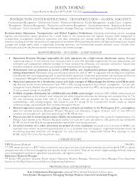 Warehouse Manager Resume Sample Operations Manager Resume Examples Samples Alexa Amazon Salary 33