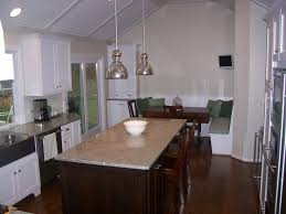 Kitchen With Vaulted Ceilings Vaulted Ceiling In Kitchen Anybody Done This Pics Please