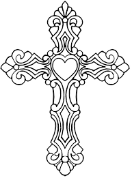 Small Picture Printable cross coloring pages for adults ColoringStar