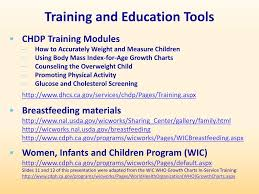 Wic Growth Charts Ppt Using The World Health Organization Who Growth