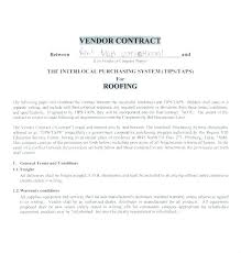 Contractor Proposal Template Proposal And Contract Template