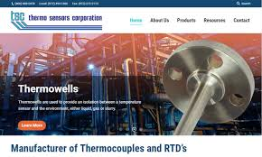 Thermo Design Engineering Alberta Temperature Probe Manufacturers