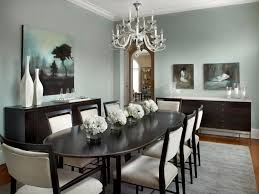 59020 Round Mirror In Dining Room Dining Room Transitional With Dining Room Ideas