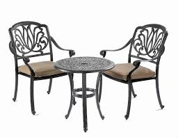 unique cast iron bistro set amalfi 2 seater cast aluminium garden bistro set uk 329