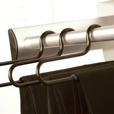 closet pants rack s closetmaid accessories wood
