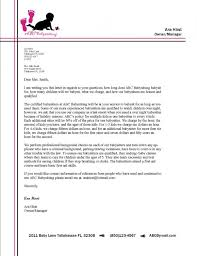 Professional Business Letters Examples Letter Header Format How To Write A Letter In Business Letter