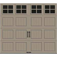 roll up garage doors home depotTan  Garage Doors  Garage Doors Openers  Accessories  The