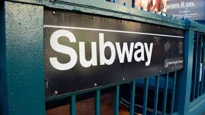 Image result for New York subway.