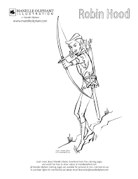 Small Picture Manelle Oliphant Illustration Free Coloring Page Friday Robin