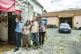 Последние твиты от cabrita (@cabritalesa). Os Goliardos Culinary Backstreets Culinary Backstreets