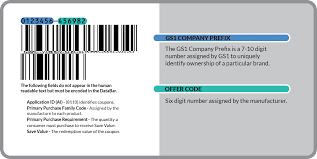 Coupon Format Landing Page CouponMarketing Bar Code Graphics 6