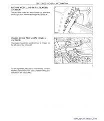 Skid Steer Size Chart New Holland Ls140 Ls150 Skid Steer Loader Workshop Manual Pdf