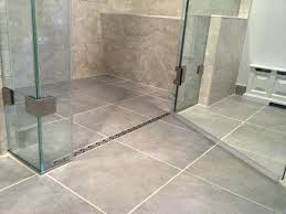 tasty linear drain shower shower with a linear drain schluter linear shower drain installation
