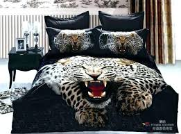 black and white king size duvet covers perfect best mens bedding with pc cheetah king duvet