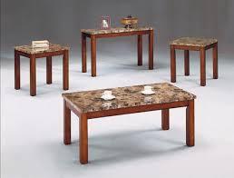 3 piece table set. Thurner 3 Piece Table Set