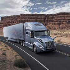 Volvo S New Semi Trucks Now Have More Autonomous Features And Apple Carplay The Verge