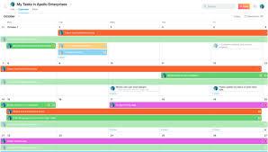 Schedule Calender Planning With Asana Calendar Product Guide Asana