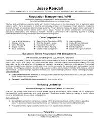 business consultant resume example and resume experience example