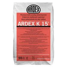 Self Leveling Coverage Chart Ardex K 15 Choose The Benchmark Ardex K 15 Self Leveling