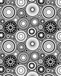 29 Printable Mandala Abstract Colouring Pages