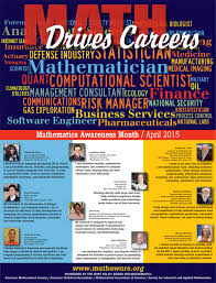mathematics awareness month home mathematics awareness month 2015