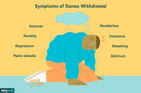 Xanax Withdrawal Symptoms Timeline Treatment