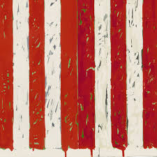the story behind jasper johns american flag his most famous print prints sotheby s