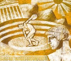 Реферат правила игры баскетбол > документы от пользователей  Реферат олимпийские игры в древности