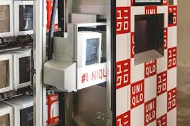Uniqlo Vending Machine Fascinating Uniqlo To Sell Clothes From Vending Machines