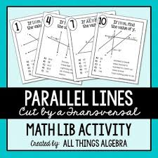 Gina wilson unit 3 geometry parallel lines and transversals / gina wilson all things algebra unit 3 parallel and.when this happens, all corresponding segments of the transversals are proportional.parallel lines & proportional parts unit 7 geometry homework 4 parallel lines and transversals answers unit 4 linear equations homework 9 by gina wilson gina wilson download: Parallell Worksheets Teaching Resources Teachers Pay Teachers