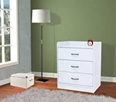 3 Drawer Dressers for Bedroom - Amazon.com