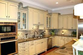 antique white glazed kitchen cabinets antique white glazed cabinets large size of white glazed kitchen cabinets best antique white kitchen cabinets home