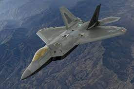 Lockheed Martin F-22 Raptor 4k Ultra HD ...