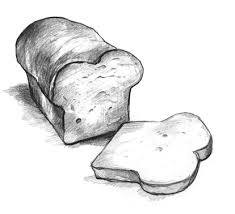 loaf of bread drawing. Simple Drawing Alternate Text Drawing Of A Loaf Bread And Slice Bread Caption  One Has 15 Grams Carbohydrate Category Image Instructional And Loaf Of Bread E