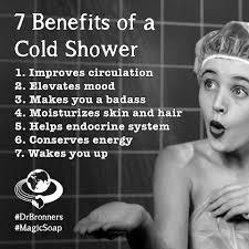 koud douchen voordelen
