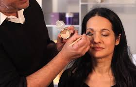 makeup for women over 40 do your eyeshadow
